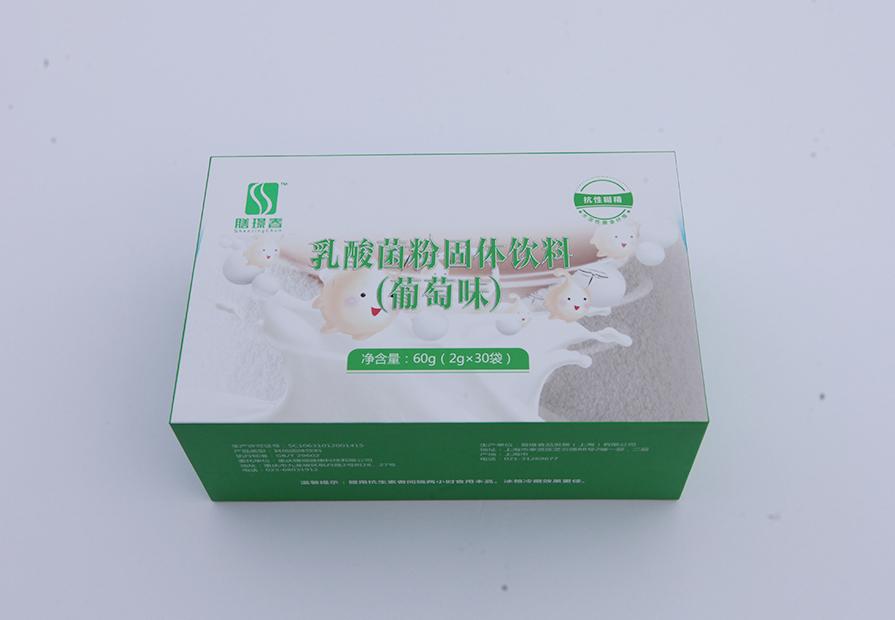乳酸菌粉固体饮料(葡萄味)